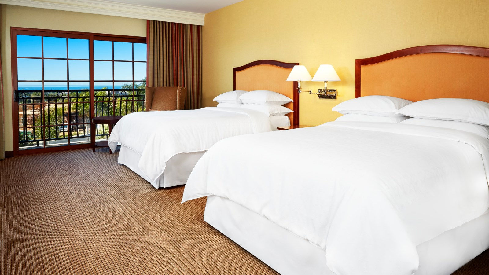 Coastal View Accommodations - Sheraton Carlsbad Resort & Spa