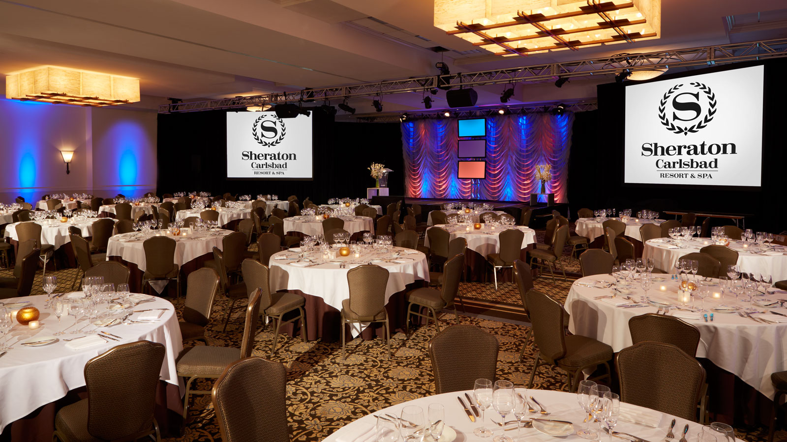 Sheraton Carlsbad Resort & Spa - San Diego Meeting Space Ballroom