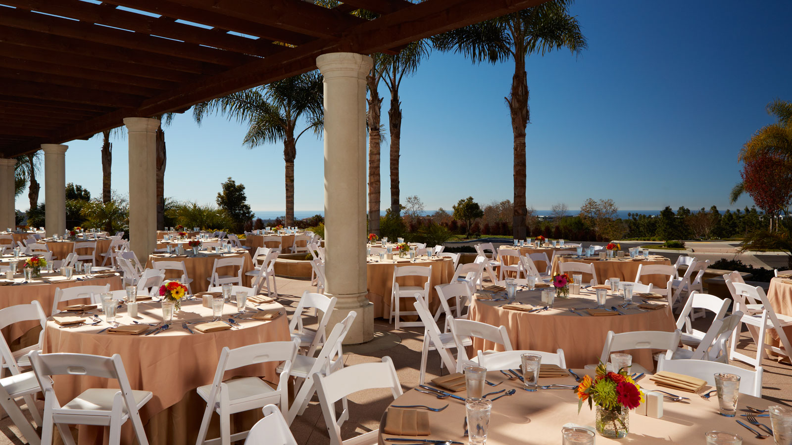 Sheraton Carlsbad Resort & Spa  - San Diego Meeting Space Outdoor Space