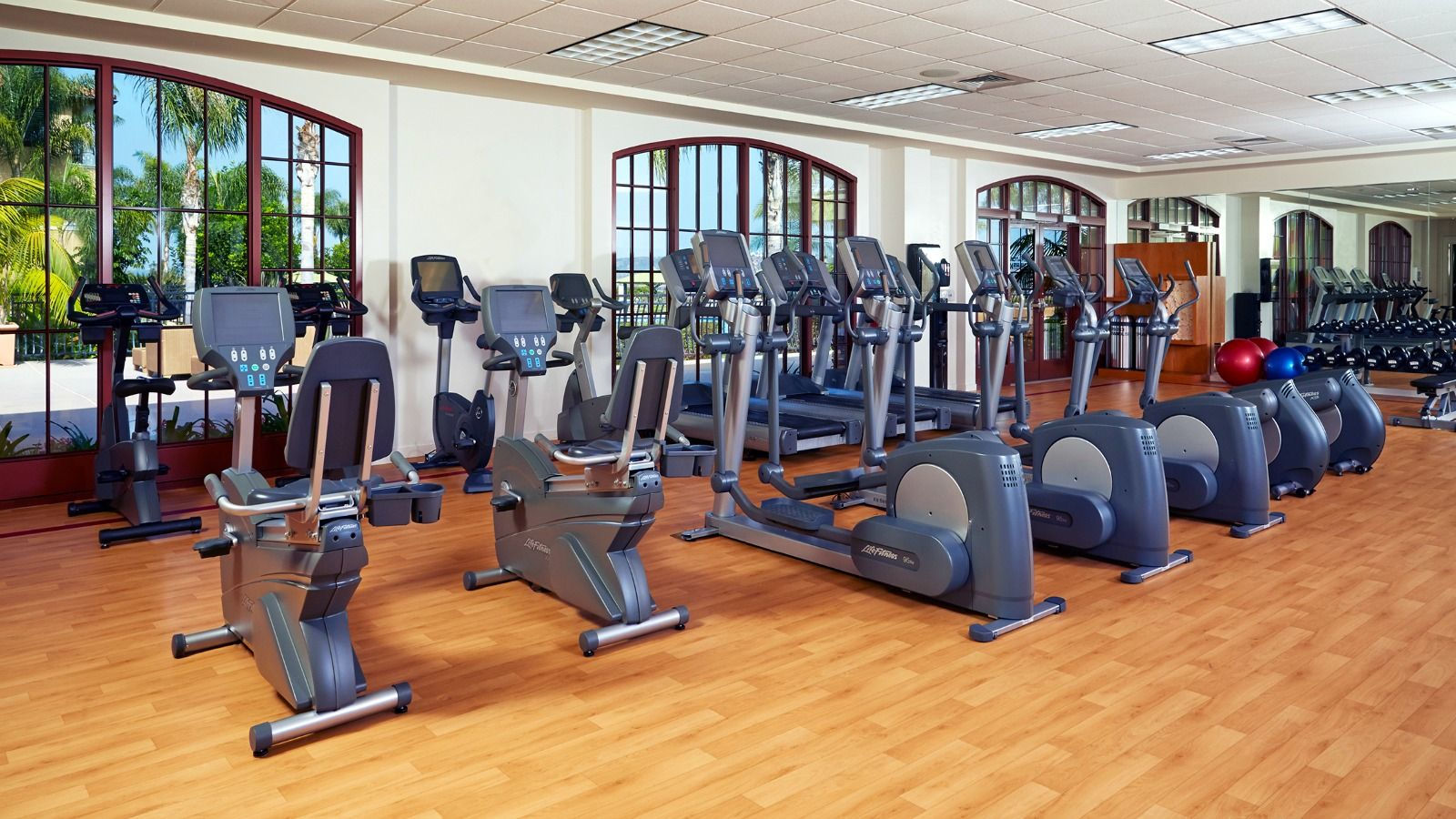 Carlsbad Hotel Fitness Center