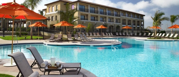 Carlsbad Ca Hotel Features Sheraton Resort Spa Pool